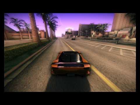 [GTA:SA] Mazda Rx-7 Veilside v.3 (Tokyo-Drift) [1080HD]