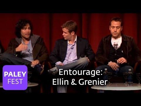 Entourage - 1st Meeting Between Doug Ellin & Adrian Grenier (Paley Center, 2006)