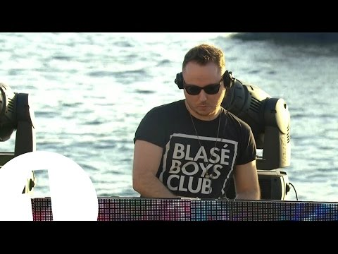 Duke Dumont from Radio 1 in Ibiza 2015 #1