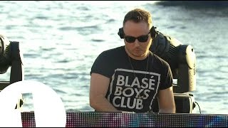 Duke Dumont from Radio 1 in Ibiza 2015