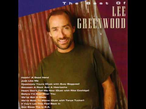Lee Greenwood - All I Ever Wanted