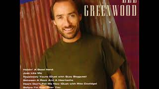 Lee Greenwood Holdin' A Good Hand
