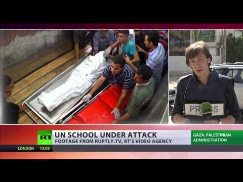 NWW World-News 25.07.2014 Gaza Massaker - Nachtrag
