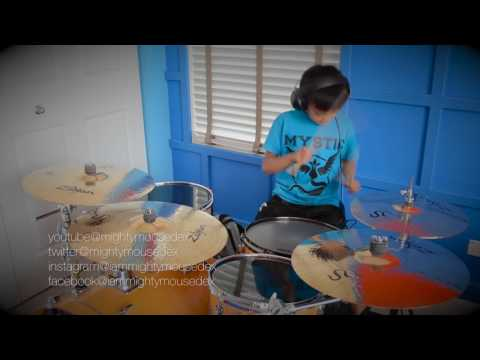 download lagu Train - Drive By Drum Cover gratis