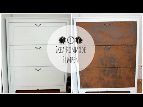 DIY Ikea Kommode pimpen | rustikale Möbel selber machen | Ikea Hacks