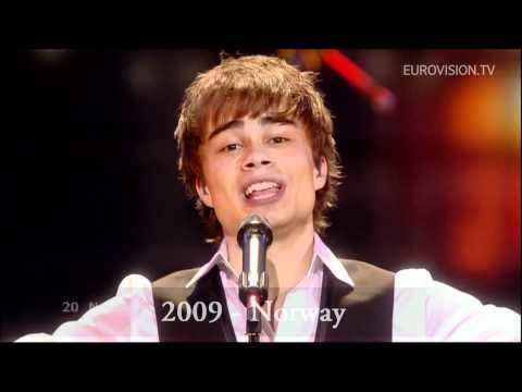 Eurovision All Winners 2000-2012 (HQ & HD)