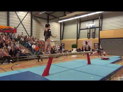 Ana Perez (ESP) BB Dutch Invitational 2017