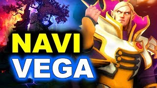 NAVI vs VEGA - WHAT A GAME! INSANE!!!  - KL MAJOR DOTA 2