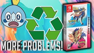 GameFreak RECYCLING Animations for New Pokemon Sword and Shield!?