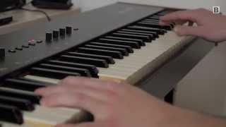 Keyboard bekommt Flügel: Innovative Technik für Klavierspieler