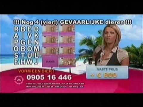 Belspelletje VTM : DIKKE TETTEN