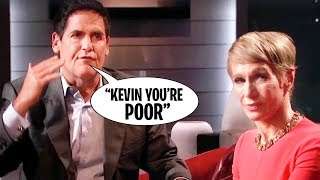 Mark Cuban & Kevin O Leary Get in HEATED DEBATE (Shark Tank)
