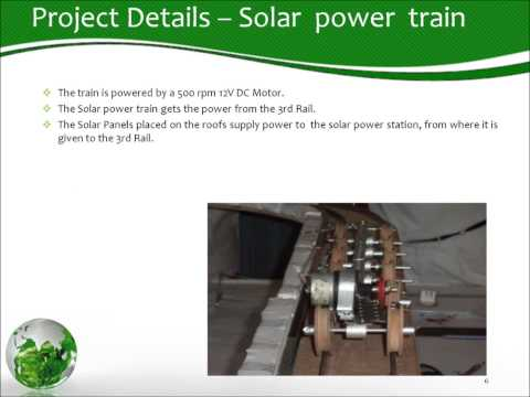 St Thomas High School - Presentation on Energy Conservation models