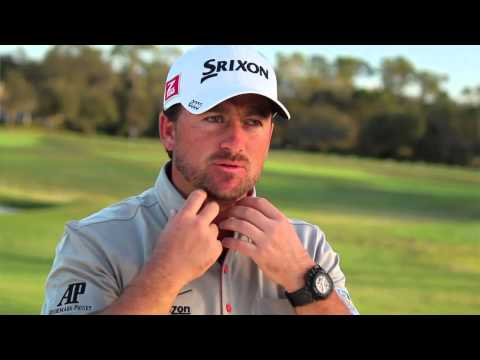 The Winning Look: Graeme McDowell