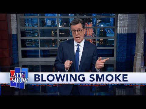 Trump Reverses Course On Vaping Ban