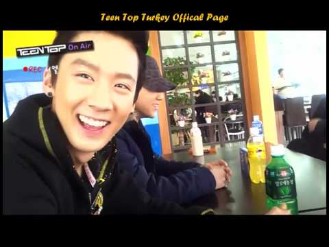 TEEN TOP On Air Spring Outing (TURKISH SUB)