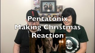 Making Christmas From 39 The Nightmare Before Christmas 39 Pentatonix Reaction