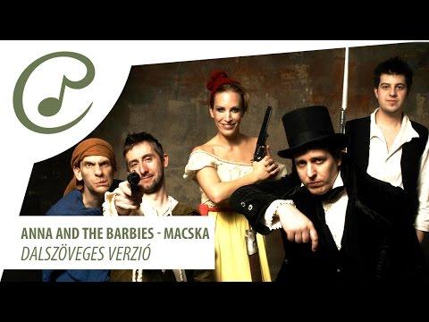 Anna And The Barbies - Macska (dalszöveg - Lyrics Video)