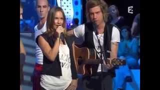 Axelle Laffont et Julien Doré - On n'est pas couché 8 septembre 2007 #ONPC