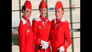 Air Hostesses Hottest Look Around The World