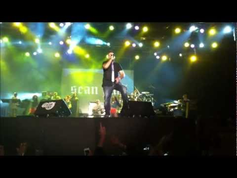 Sean Paul - Couleur Café 2012 - Final