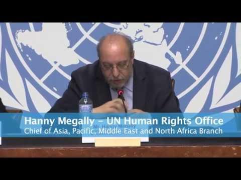UN Human Rights investigation Iraq
