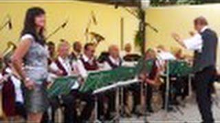 Bis Bald Auf Wiedersehn (Ernst Mosch) - Erfurter Blasorchester - Brühler Garten Erfurt 2012