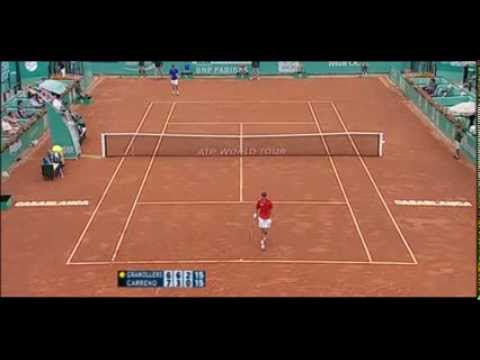 This is a reply of the 3rd set of the match between Marcel Granollers and Pablo Carreno-Busta. The match took place in Casablanca, Morocco, on the 11th of Ap...