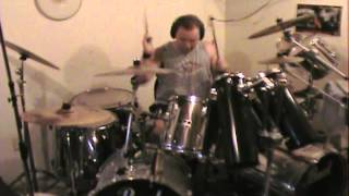 "I Miss The Misery-Halestorm, Drum Cover by ""JJ KING"" (Klimchuk)"