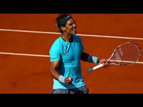 Rafael Nadal vs Novak Djokovic - 2014 French Open (Final Highlights & Review)