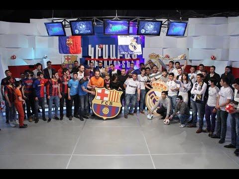 Kisabac Lusamutner anons 02.04.2016 Barca VS Real