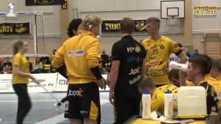 Aftergame Tiikerit - Team Lakkapää la 28.2.2015 Tommi Tiilikainen