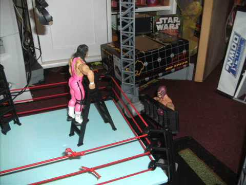 Match Wwe Wwe Toy Match Rey vs Bret Hart