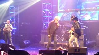 Performance by Maria Cafra with the father of Pinoy Rock n roll, Pepe Smith at Stig awards.