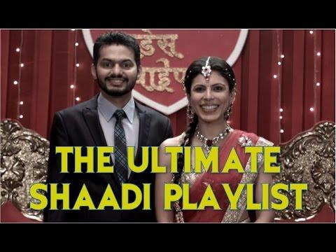 The Ultimate Shaadi Playlist video