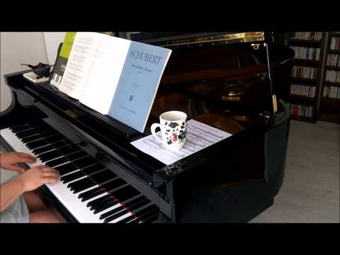 Шуберт Франц - Works for piano solo D.781 12 Ecossaises