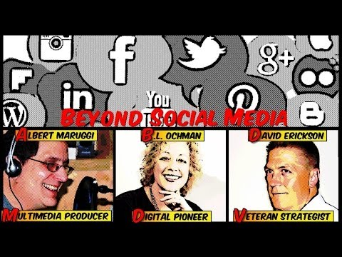 Agency Plagiarism, CIA Comics & Bullying Do-Gooders on Beyond Social Media Show #52