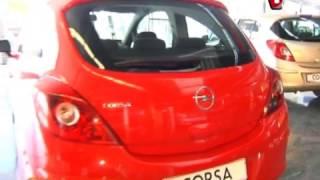 Обзор Opel Corsa  1ч.
