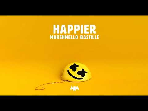 Happier by Marshmello ft Bastille [1 hour loop]