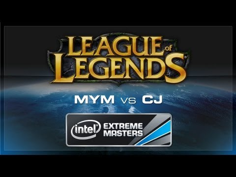 MYM vs CJ Entus IEM Cologne League of Legends 2012