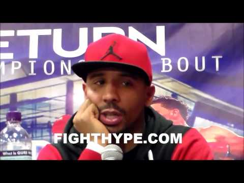 ANDRE WARD TALKS FUTURE PLANS I DONT KNOW HOW MUCH LONGER I GOT