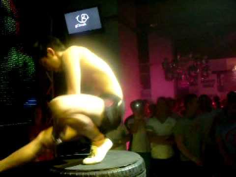 gCircuit SK3 : spin gym boy show