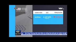 Bản tin Hàng hóa trên TCKD VTV1 (trưa 23/04/2019)