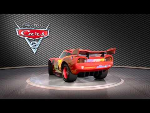 Zygzak McQueen - Auta 2