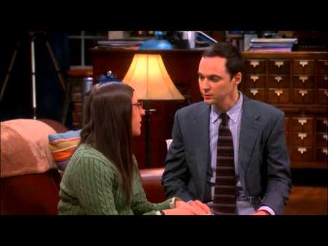 The Big Bang Theory - Amy and Sheldon's Valentine's Day