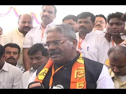 Adhalrao Paitil Win Shirur Loksabha election