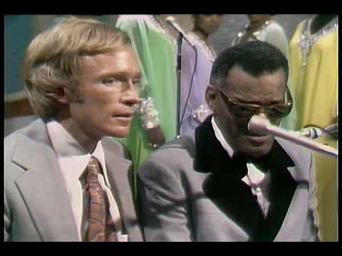 AM I BLUE? by Ray Charles & Dick Cavett Music Videos