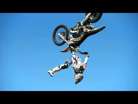 "Slow Motion ""Shaolin Backflip"" - Levi Sherwood - Red Bull Moments 2013"