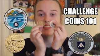 Challenge Coins 101