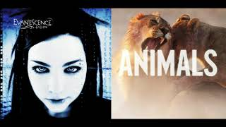 Evanescence x Maroon 5 - Bring Animals To Life (Mashup)